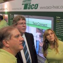 trade relations at OESP show