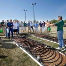 Man or woman seeking trench slinky training?  Go straight to ClimateMaster.