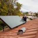 Solar panel inspection, Phoenix.