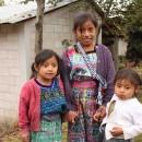 Guatemalan youth at Casa Para Niños.