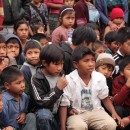Guatemalan youth at Casa Para Niños - recipient of Kimbel Mechanical goodness, resources and  volunteering.