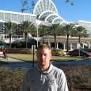 "It's Dan's first AHR Expo, Orlando, FL - 2010 (John's 23rd consecutive ""Ashtray"" show)."
