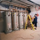 Multiple eF water installations at NJ hotel.